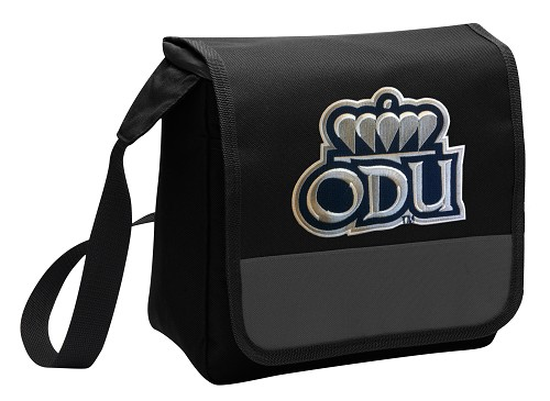 ODU Monarchs Lunch Bag Cooler Black