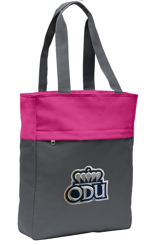 Old Dominion Tote Bag Everyday Carryall Pink