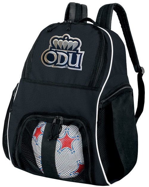 ODU Monarchs Ball Backpack Bag