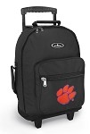Clemson Rolling Backpack