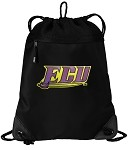 ECU Pirates Drawstring Bag Backpack
