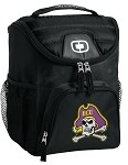 ECU Pirates Lunch Bag Insulated Lunch Cooler Black