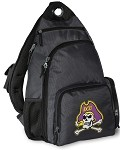 ECU Pirates Sling Backpack