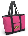 ECU Pirates Pink Tote Bag