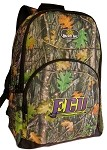 ECU Pirates REAL Camo Backpack