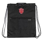 IU Indiana University Backpack Cinch Drawstring Style