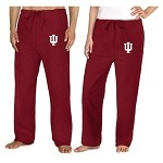 IU Indiana University Scrubs Bottoms Pants