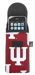 IU Indiana University Phone Case Glasses Holder