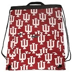 IU Indiana University Backpack Drawstring