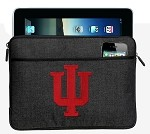 IU Indiana University IPAD Sleeve or TABLET SLEEVE