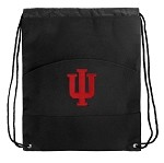 IU Indiana University Drawstring Bag Cinch