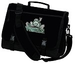 Michigan State Peace Frog Messenger Bags NCAA