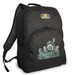 Michigan State Peace Frog Backpack