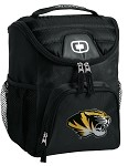 Mizzou University of Missouri Lunch Bag Insulated Lunch Cooler Black