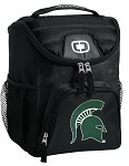 Michigan State University Lunch Bag Insulated Lunch Cooler Black