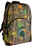 Michigan State University REAL Camo Backpack