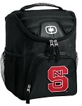 NC State Lunch Bag Insulated Lunch Cooler Black