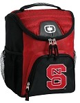NC State Lunch Bag Insulated Lunch Cooler Red