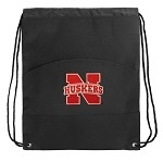 University of Nebraska Drawstring Bag Cinch