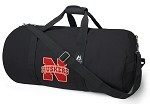 University of Nebraska Duffel Bag Official NCAA Logo
