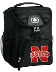University of Nebraska Lunch Bag Insulated Lunch Cooler Black