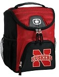 University of Nebraska Lunch Bag Insulated Lunch Cooler Red