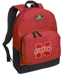 University of Nebraska Backpack Red