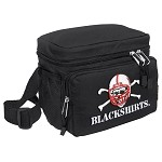 Nebraska Blackshirts Lunch Box Cooler Bag Insulated
