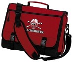 Nebraska Blackshirts Messenger Bag Red NCAA