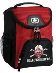 Nebraska Blackshirts Lunch Bag Insulated Lunch Cooler Red