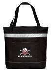 Nebraska Blackshirts Insulated Tote Bag