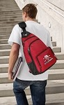 Nebraska Blackshirts Sling Backpack Red