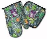 Northwestern University Real Camo Mitt Potholder Set