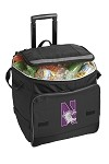 Northwestern University Rolling Cooler