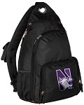 Northwestern University Sling Backpack