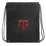 Texas A&M Aggies Drawstring Bag Cinch
