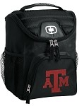 Texas A&M Aggies Lunch Bag Insulated Lunch Cooler Black