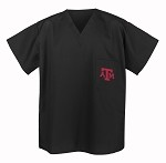 Texas A&M Aggies Scrubs Tops Shirts