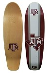 Texas A&M Aggies Skateboard Deck