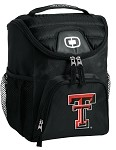 Texas Tech University Lunch Bag Insulated Lunch Cooler Black