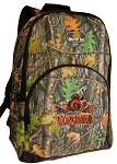 UVA Peace Frog REAL Camo Backpack
