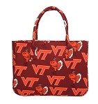 BLOW-OUT SALE Virginia Tech Hokies Handbag