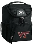 Virginia Tech Hokies Lunch Bag Insulated Lunch Cooler Black