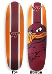 Virginia Tech Hokies Skateboard Deck