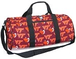 Virginia Tech Hokies Duffle Bag
