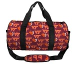 Virginia Tech Hokies Duffle Bag Small