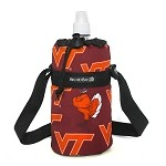 Virginia Tech Hokies Water Bottle Holder