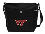 BLOW-OUT SALE Virginia Tech Hokies Purse Logo