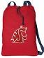WSU Washington State University Cotton Drawstring Bags
