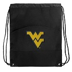 West Virginia University WVU Drawstring Bag Cinch